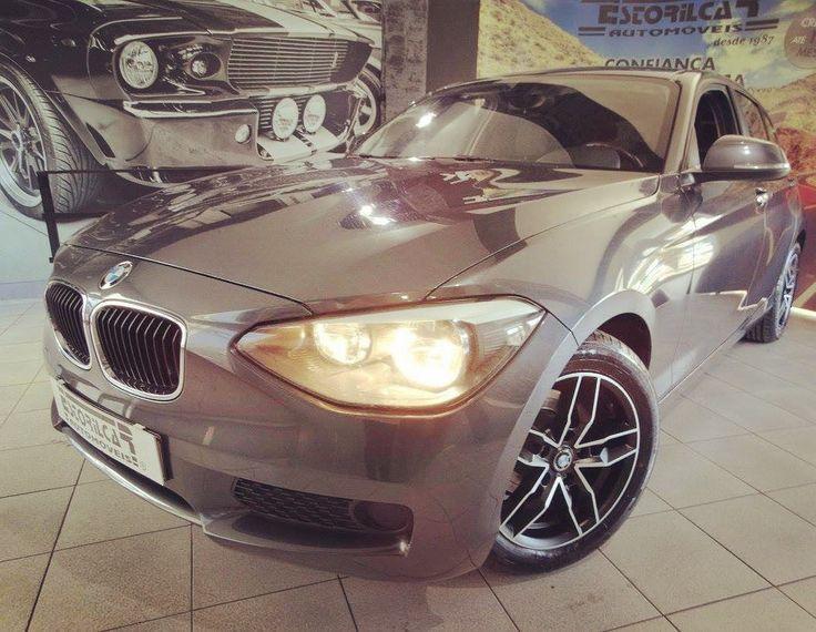 BMW 116 d #bmw #bmw #bmwlove #bmwfans #instacar #instacars #estoril #usados #qualidade #seminovos #automoveis #automoveisseminovos #seminovo #seminovos #estorilcar