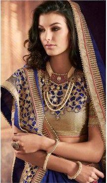 Blue Color Georgette Designer Wear Style Saris Blouse | FH548982206 Follow @heenastyle << #designersarees, #partywearsareesonline, #sareeonline, #latestcollection, #bridalsaree, #cottonsaree, #bollywoodsarees, #onlineladiessarees, #sarees, #sari, #saris, #saree, #designersaris, #festivalssaris, #shoppingsareesonline, #onlineindiandesignerbollywoodsarees, #fashionsaris, #weddingsarees, #newstylistIndiansarees, #silksaree, #heenastyle, #heenastylesari #hennasari, #readytowaersaree…