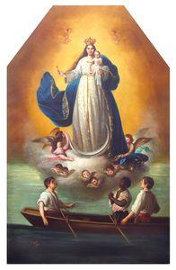 Virgen de la Caridad del Cobre  Our Lady of Charity, Cuban Art José Carol