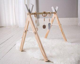 25 best ideas about mobile baby holz on pinterest. Black Bedroom Furniture Sets. Home Design Ideas