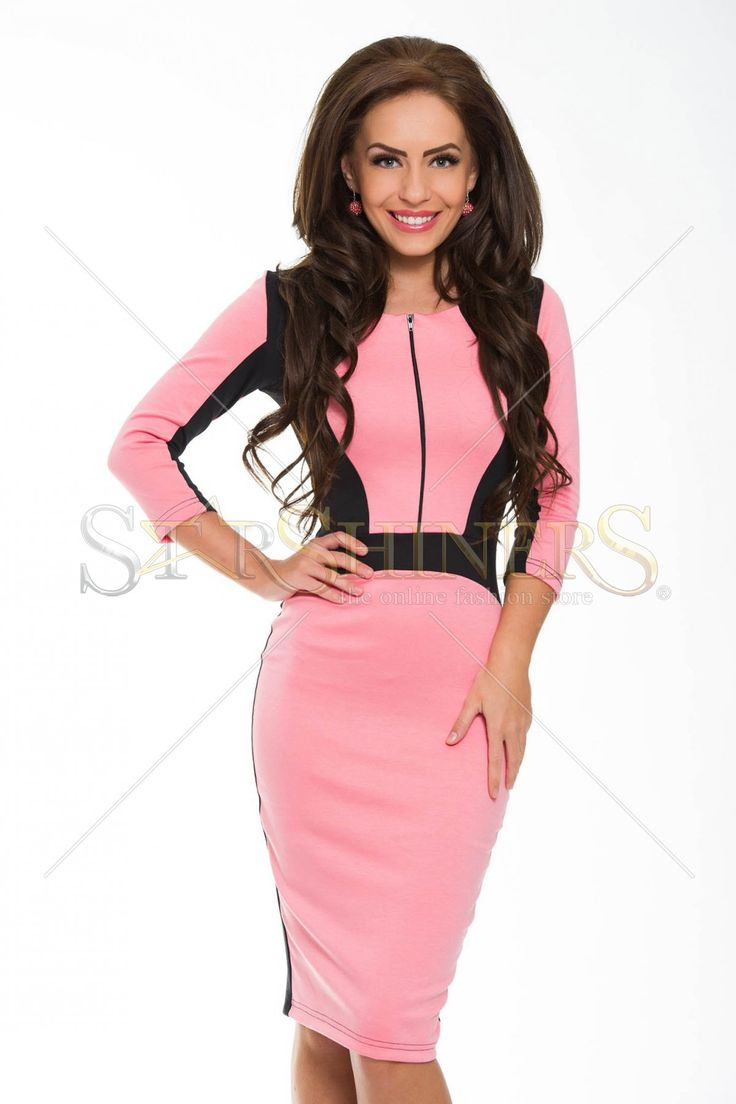 StarShinerS Fulminate Pink Dress