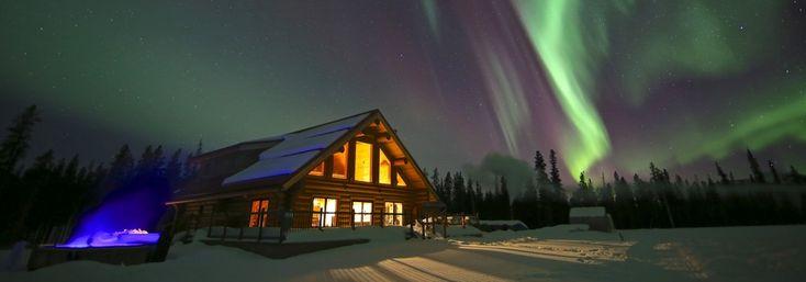 Northern Lights Resort & SPA - Whitehorse, Yukon