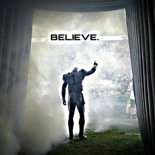 Believe!  Carolina Panthers