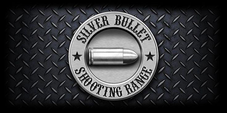 Silver Bullet Shooting Range. 8 lanes, FFL