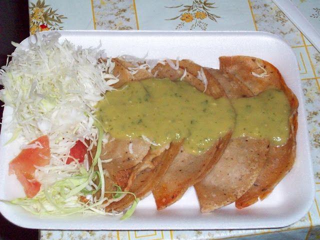 Taquitos al Vapor estilo Monterrey.. con la receta de la salsa cremosa!! Can't wait to do it!!