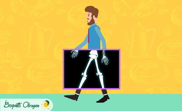 ¿Sabías que? El esqueleto humano tiene 206 huesos, uno de cada cuatro está en los pies, contemplando así 52 huesos en ambos.