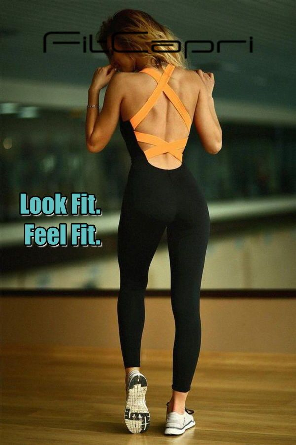 12a51b71c525c Reinvent your fitness clothing wardrobe with cute activewear jumpsuits.  When it comes to poor quality and annoying fit, we feel your pain.