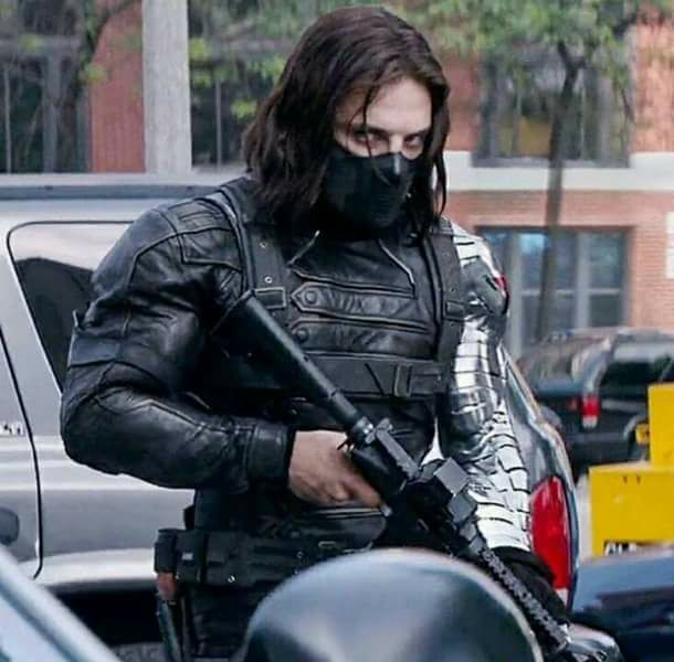 Does anyone else think Bucky is cute??? Or is it just me? <<< It's not just you.