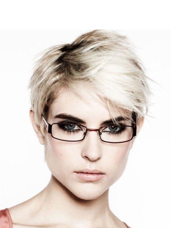 Pin Auf Frisuren Und Brillen