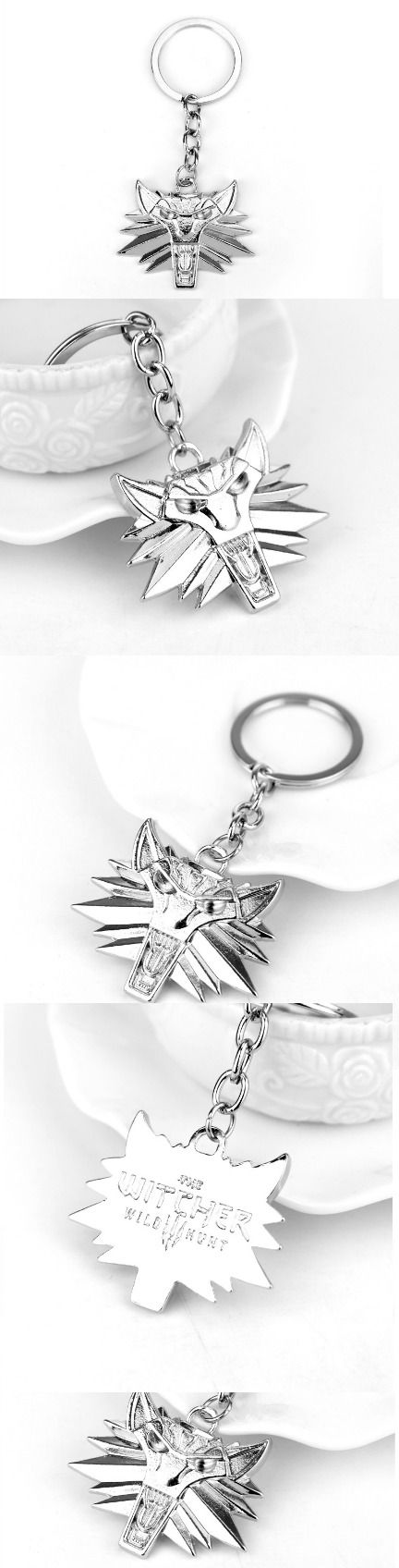 The Witcher 3 Wild Hunt Medallion Keychain! Click The Image To Buy It Now or Tag Someone You Want To Buy For. #Hunting
