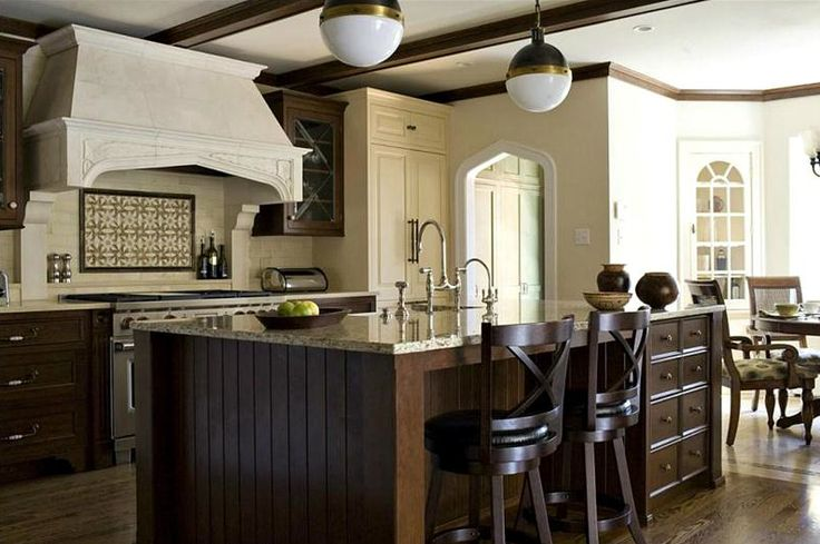 98 best images about kitchen hoods on pinterest stove for Traditional victorian kitchen designs