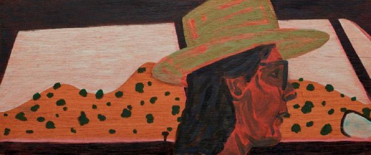 Jonathan (Jon) Campbell (1962-.) Australia:   Untitled Study, 1988