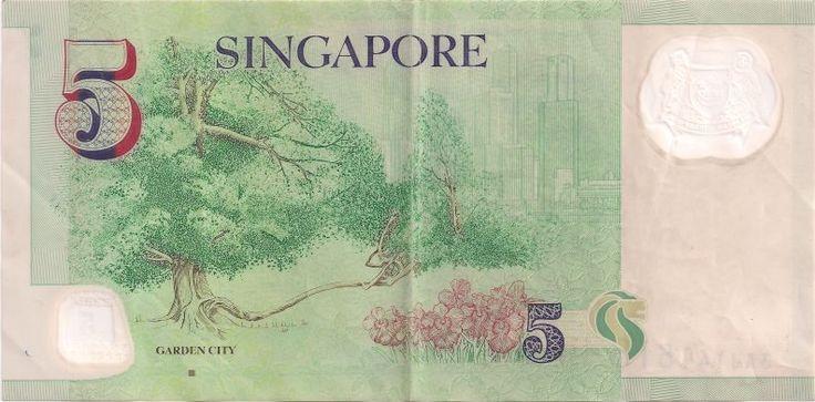 Wertseite: Geldschein-Asien-Singapur-Dollar-5.00-2010