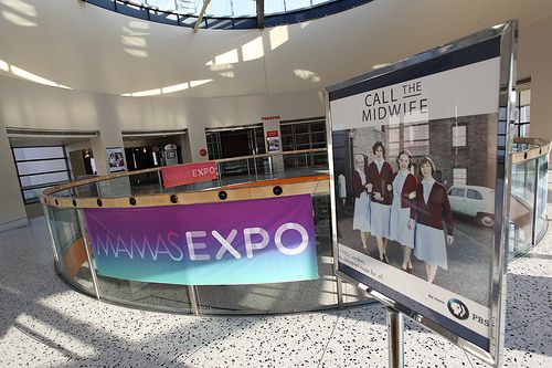 Mamas Expo Kick Off Party & Call the Midwife Screening