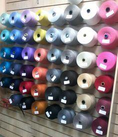 """Пряжа в бобинах - Машинное вязание - Интернет-магазин пряжи и товаров для рукоделия """"Best for Me"""""""