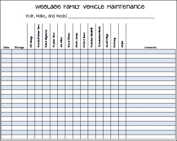 25 best ideas about vehicle maintenance log on pinterest auto maintenance meal planning. Black Bedroom Furniture Sets. Home Design Ideas