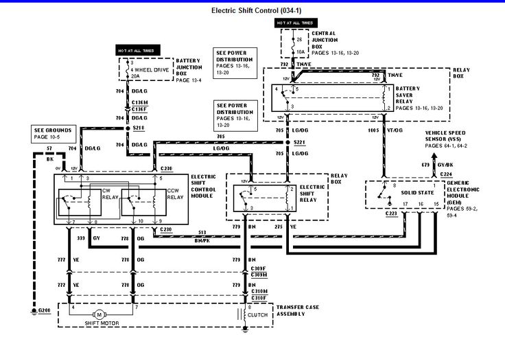 2002 Ford Ranger Wiring Schematic All About Diagram
