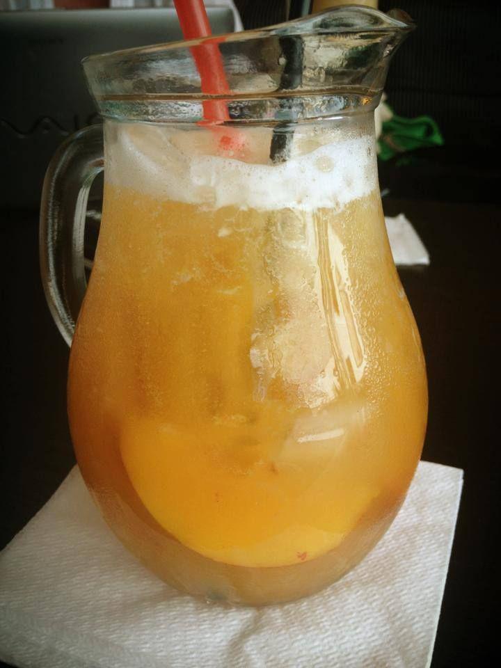 Rose Peach Lemonade