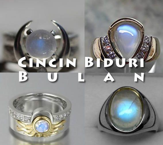 Batu mulia Biduri Bulan Biru atau Blue Flash Moonstone memiliki daya tarik tersendiri. Berikut kami sajikan desain cincin biduri bulan biru yang exclusive.