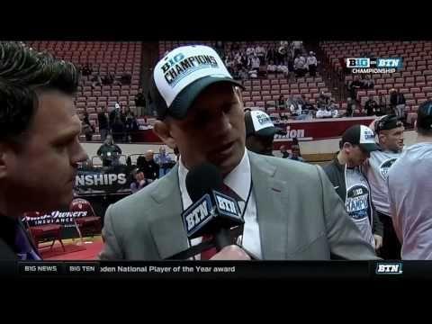 Ohio State Captures 2017 Big Ten Wrestling Championship