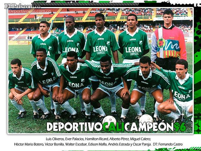 Deportivo Cali 100 Años - Campeon 1996