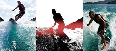 Wakesurf en Entrepeñas
