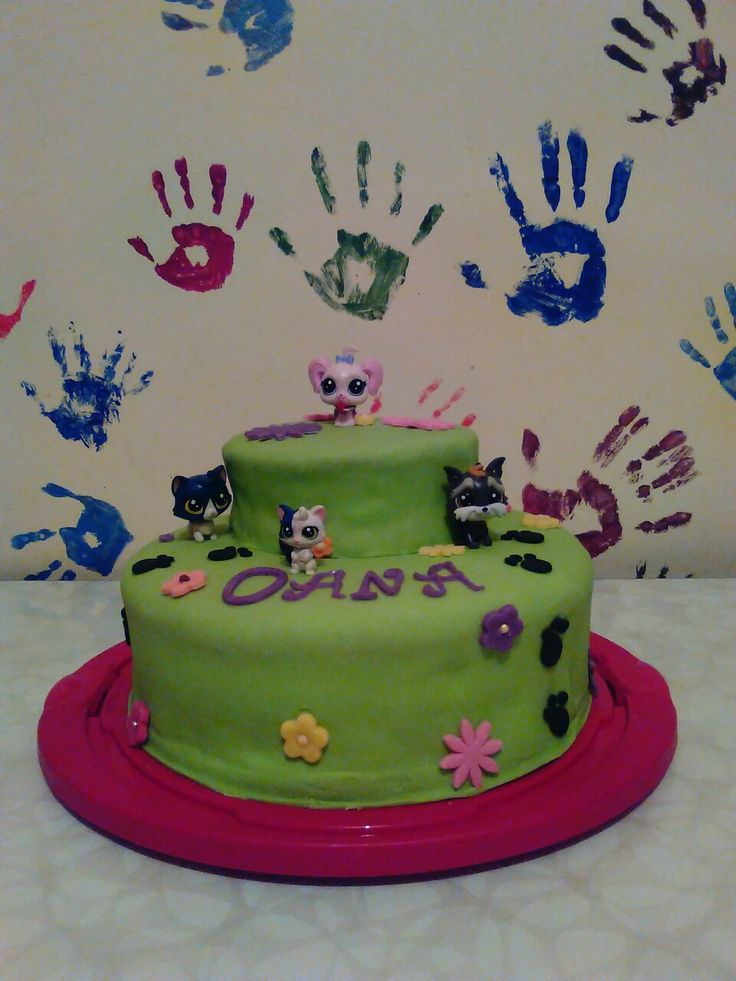 Lps cake