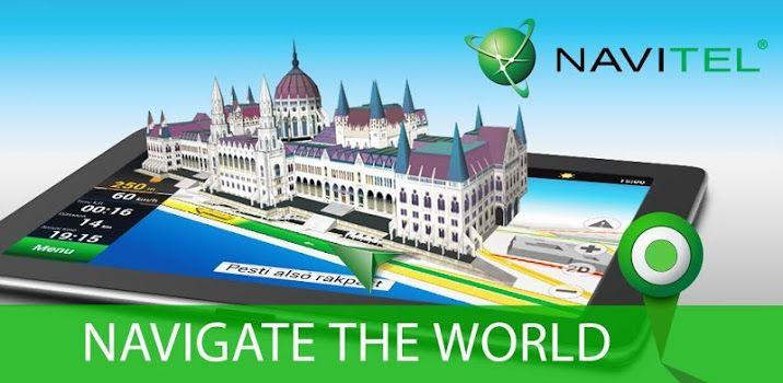Dẫn đường Vệ Tinh Navitel Navigator 9 8 19 May Tinh Bảng điện Thoại Thong Minh Android