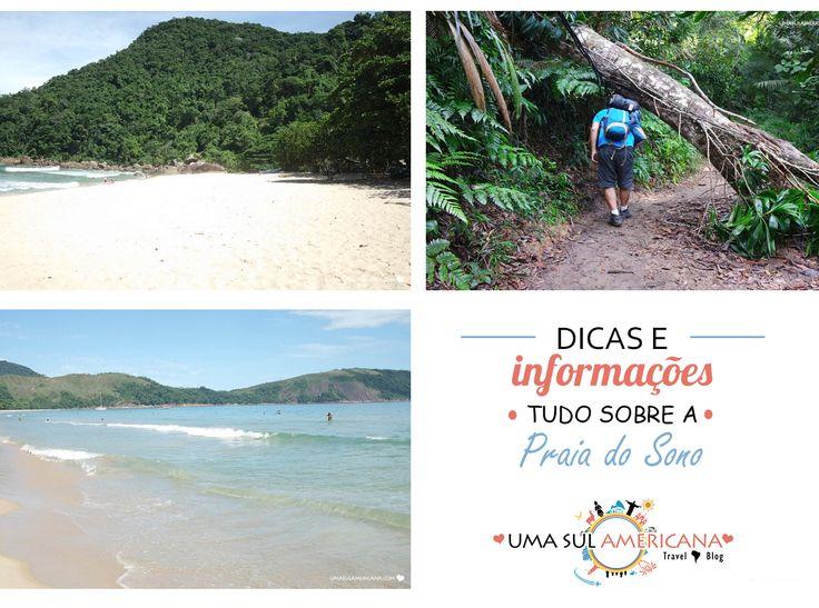Praia do Sono - Como chegar, onde ficar, o que fazer. Paraty, Rio de Janeiro - Brasil <3