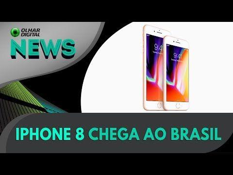 Apple confirma preços do iPhone 8 no Brasil   OD News 27/10/2017