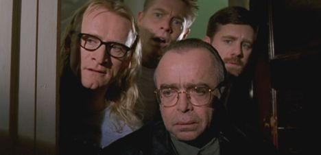 The 4 Stooges. The Lone Gunmen.