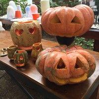 Decoração de Halloween: aprenda a fazer fantasmas, abóboras e vela macabra