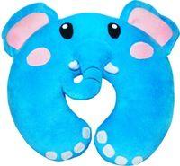 Bantal Leher Jogja Karakter Gajah Biru