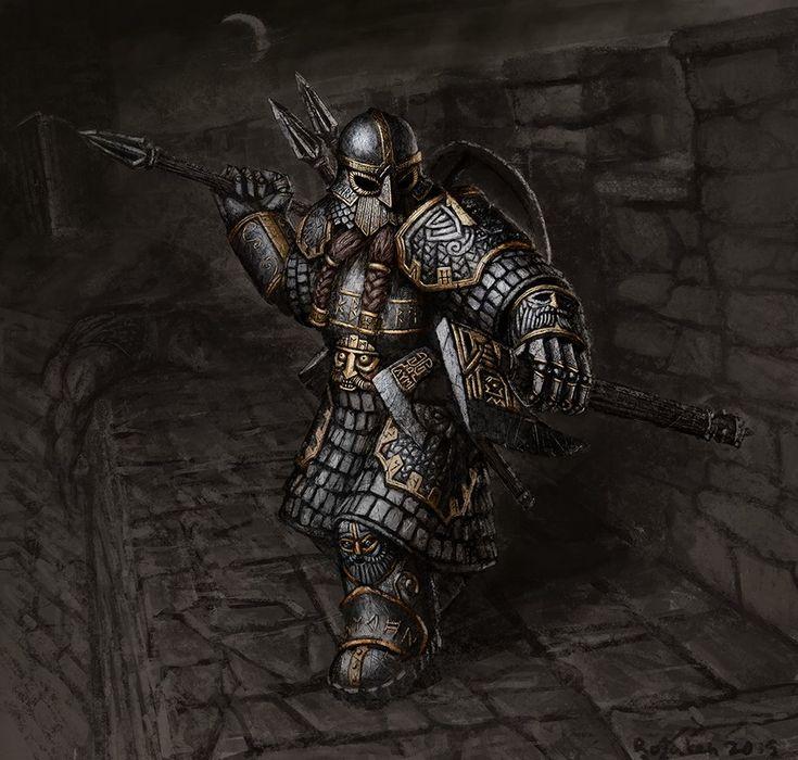 Dwarf by Rotaken on DeviantArt
