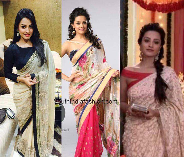 Fashion saree blouse designs 42