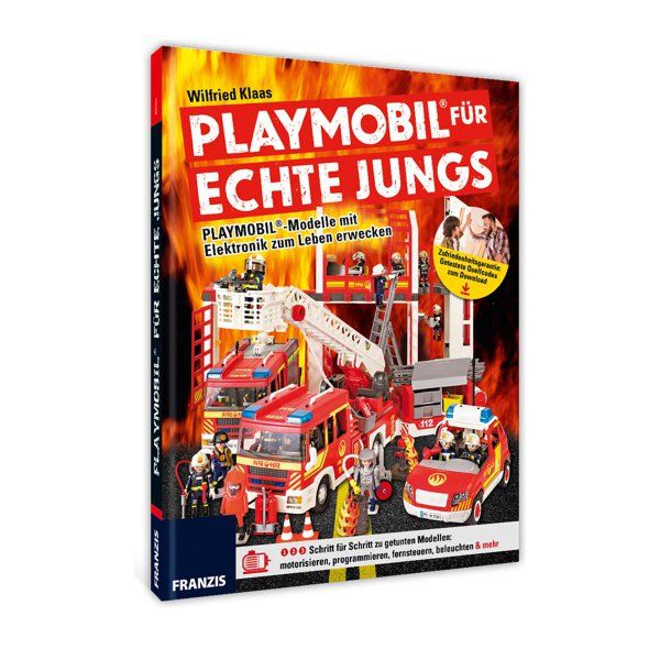 Franzis Buch Playmobil für echte Kerle
