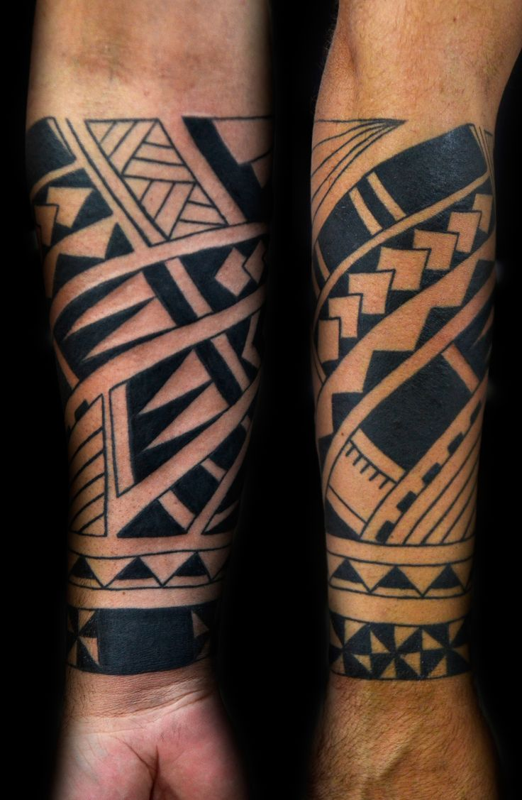 926 Best Maori Tattoos Images On Pinterest