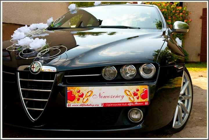 Wedding Car Alfa Romeo