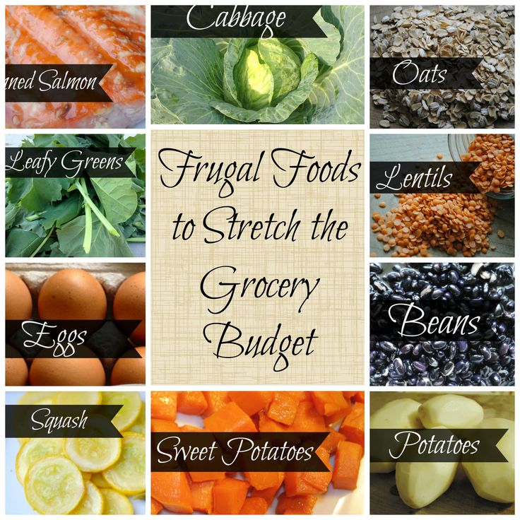 Inexpensive Food to Help Stretch Your Food Dollars