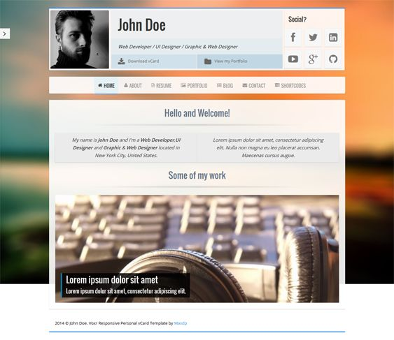 11 best images about more of the best resume  cv  u0026 vcard
