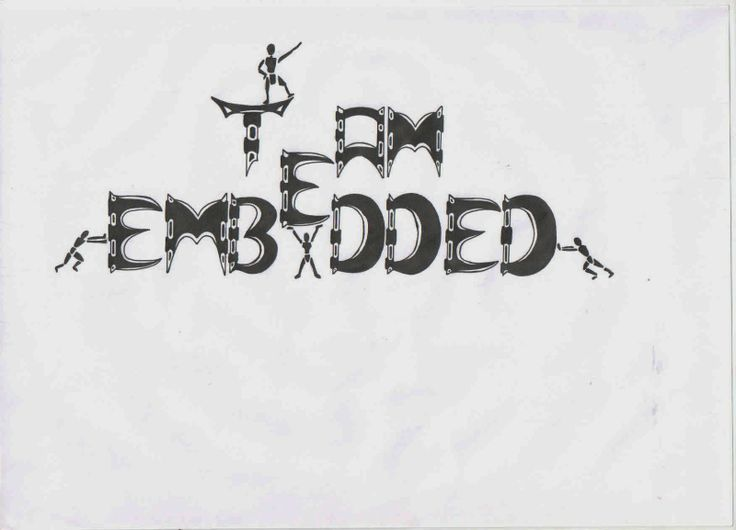 logo of tEaM embEddEd!!! :)