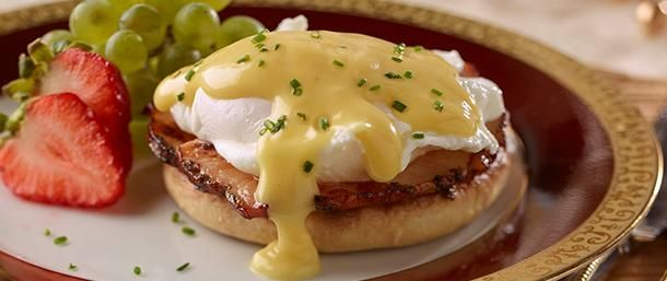 Italian Eggs Benedict . One of over 200 delicious recipes from Boar's Head.