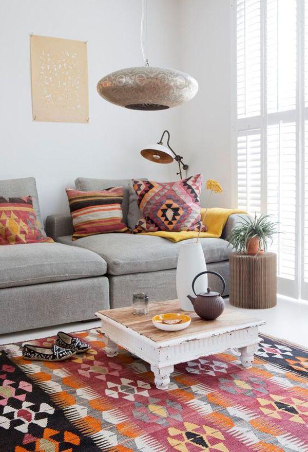 Living marroqui alfombras lampara colgante