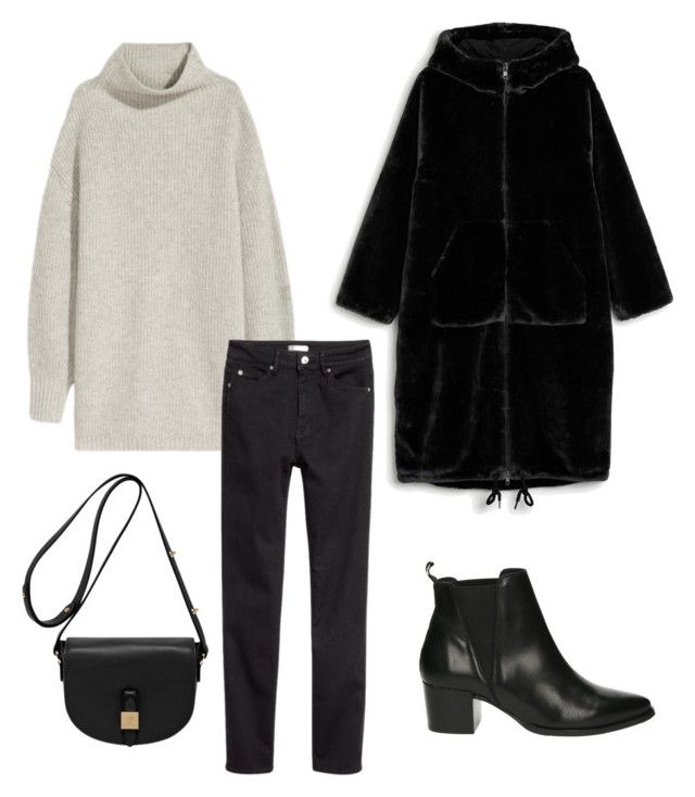 """""""Untitled #237"""" by stinasolheim on Polyvore featuring Monki, Privé and Mulberry"""