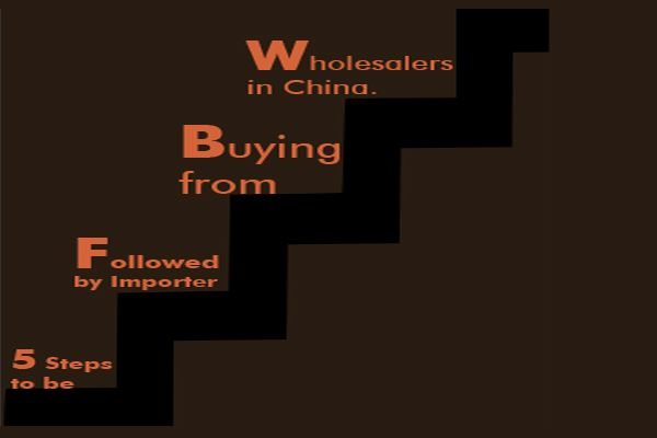 5 Steps to be followed by Importer: Buying from Wholesalers in China