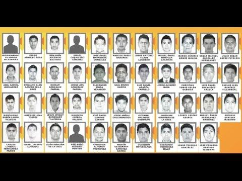 Mexico's Missing Students: Were 43 Attacked by Cartel-Linked Police Targ...