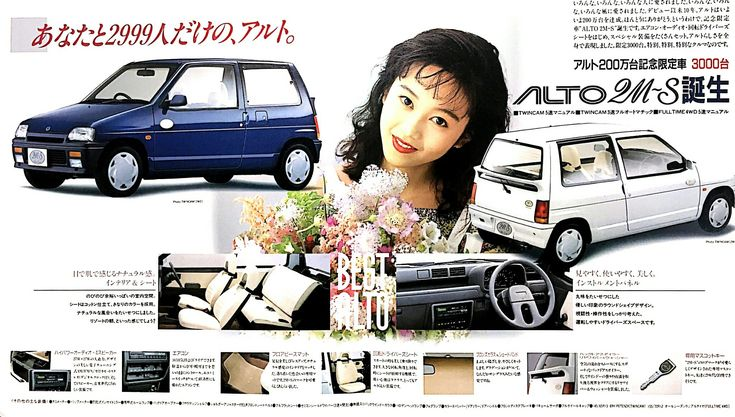 Suzuki Alto 2M-S