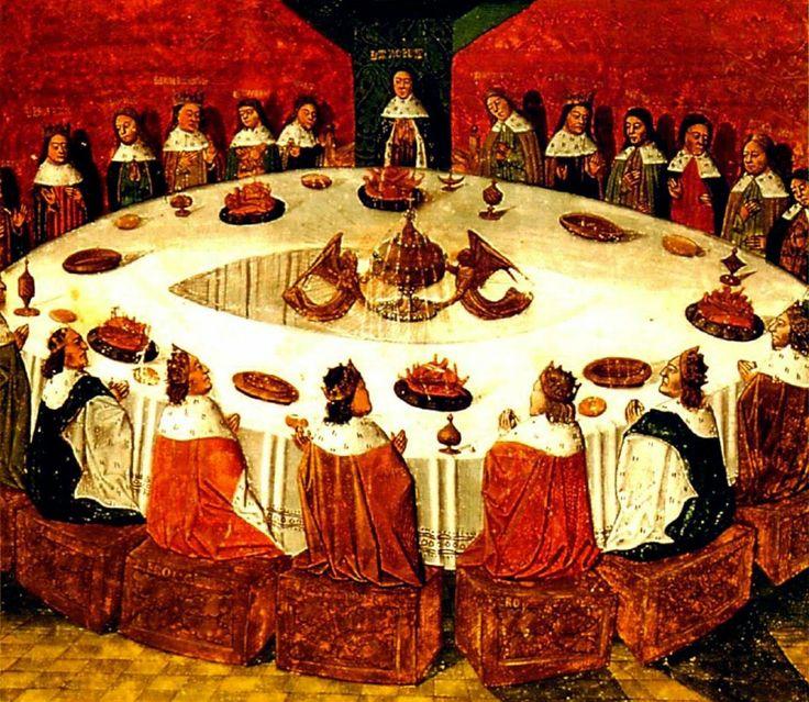 English Historical Fiction Authors: The Medieval Romances of Chrétien de Troyes