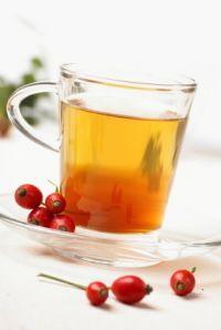 Rosehip Tea + quand récolter + autres recettes