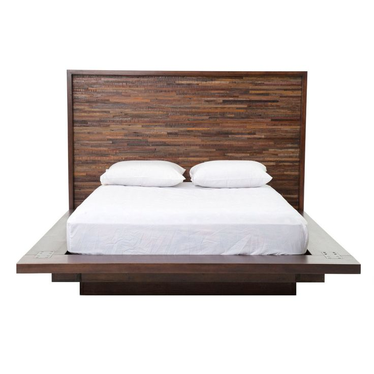 Pin by jimmy durden on man house pinterest wood for Pinterest platform bed